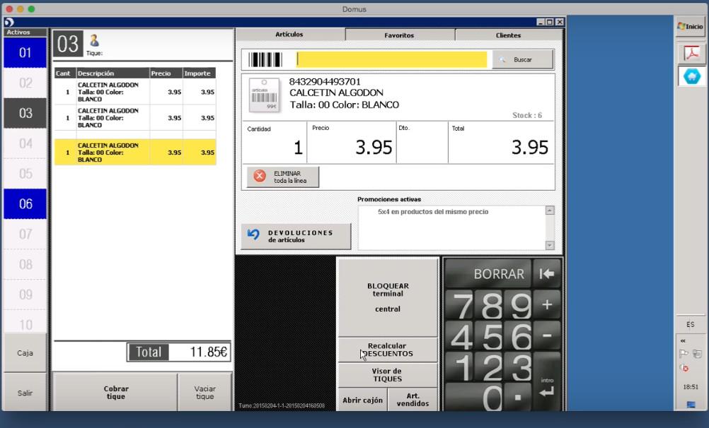 TPWeb. Software TPV para tiendas